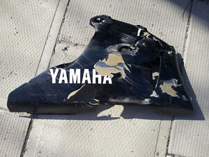 lower Yamaha R1 1000 panel plastic fairing 98 99 00 01