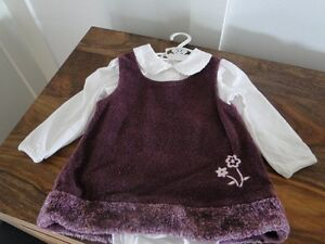 Robe pour petite fille (18 mois)
