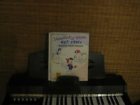 Children's Play By Number Organ