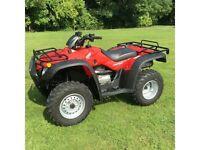 2006 Honda trx 250cc