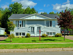 Live Mortgage Free!! Side by side duplex. Call today to view!!