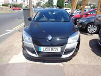 2011 11 RENAULT MEGANE 1.5dCi 110 DYNAMIQUE GOOD AND BAD CREDIT CAR FINANCE