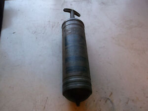 Old Pyrene fire extinguisher Cornwall Ontario image 1