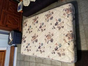 Double mattress & Box Spring Set