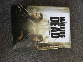 The walking dead season 1-5