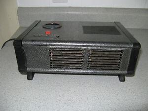 chauffrette  électrique  Caframo 750/1500 Watts