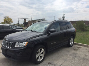 2011 Jeep Compass cert&tested
