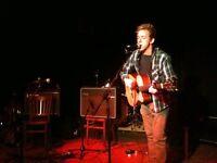 Professional singer + acoustic guitarist for weddings!