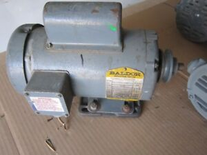 1Hp  Electric motor 120V for Sale