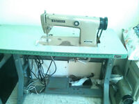 industrial sewing machine Brother working condition.