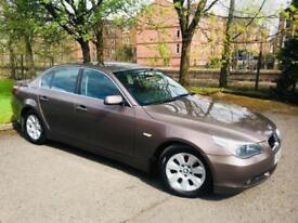 2004 BMW 5 Series 2.5 525i SE 4dr