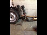 Ford mondeo mk3 front shocks left and right