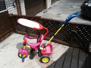 Little Tikes Kid Tricycle