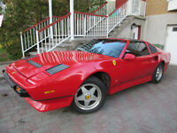 REPLICA 1987 Ferrari 308 GTS Coupe - PONTIAC TRANS AM KIT CAR