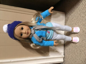 American Girl Doll, clothes and accessories
