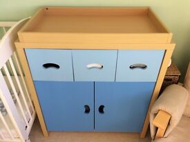 Next Baby Changer baby changing table