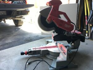 Tools sale:: table-mitre saw, compresor, tile wet saw