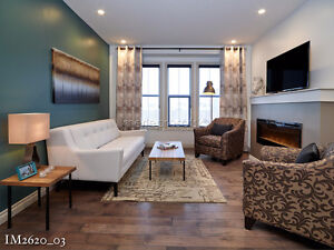 Buy a NO CONDO-FEE TOWNHOME w/ DOUBLE GARAGE - from $1,613/month