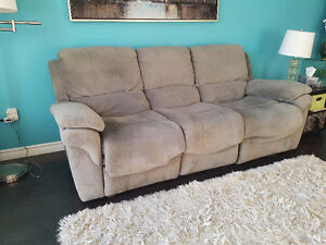 Sears Recliner Couch - Great condition
