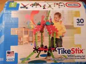 Little Tikes TikeStix Rocket Building Set