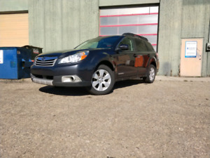 Very well maintained, winter ready 2011 Subaru Outback.