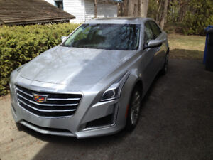 SOUS-LOCATION CADILLAC CTS 2015 RENTAL 460$/MOIS - MOUNTS