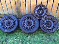 Citroen Picasso steel wheels x6