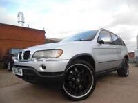 BMW X5 SPORT M-TEC 3.0 DIESEL AUTO
