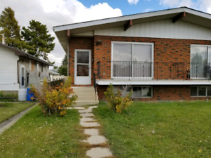 DUPLEX FOR RENT - 12745-86St