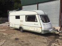 Abi caravan 98 - very clean inside