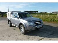 2009 Ford Ranger XLT Thunder Double Cab Crewcab Pickup Diesel Automatic