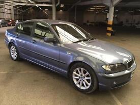 2004 BMW 318 AUTO 78k LOW MILES! AUTOMATIC! ULTRA CLEAN! 320 325 330 E46
