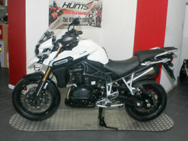 2016 Triumph Tiger 1200 Explorer ABS. 5,920 Miles, Heated Grips Lovely £8,995