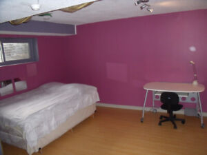 Sheppard /Bayview , Fully Furnished Room For Rent*All Inclusive*