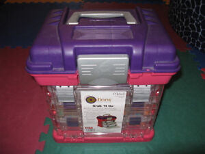 Craft Grab & Go Travel Storage and Craft Items