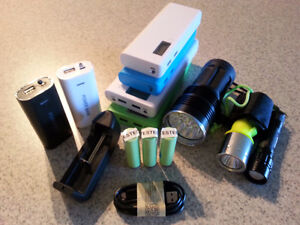 Power Pack Portable Charger - Refurb. Li-ion battery
