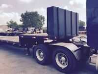 Flat and Step Trailers for Sale