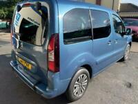2017 Peugeot Partner Tepee 1.6 BlueHDi 100 Active AUTO 3 SEATS PLIUS WHEELCHAIR
