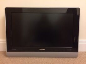 Philips Flat Screen Television
