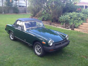 1978 MG Midget Convertible Helensvale Gold Coast North Preview