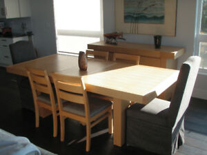 Near new Dining set