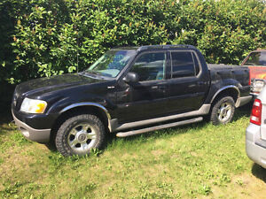 2003 Ford Explorer Sport Trac Pickup Truck SOLD