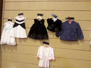 Toddler Girls Fancy Dress Dresses 18-24 month, 2T $5-10