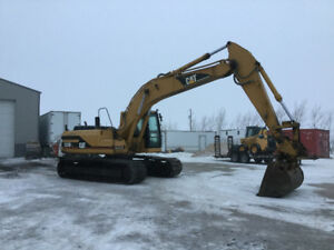 Caterpillar 320B Hydraulic Excavator