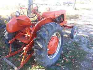 Allis Chalmers WD and WC Peterborough Peterborough Area image 4