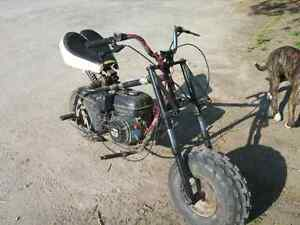 208cc off road bike