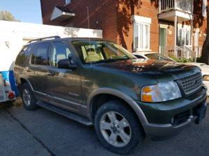 Ford explorer eddy beauer 2004