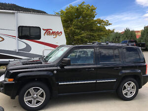 2008 Jeep Patriot Limited Edition SUV, Crossover
