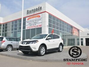 2015 Toyota Rav4 AWD 4DR LIMITED   - Certified - Low Mileage