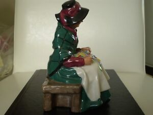 "Royal Doulton Figurine - "" Silks and Ribbons "" HN2017 Kitchener / Waterloo Kitchener Area image 5"